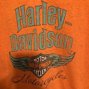 GUC Harley-Davidson Long Sleeve Shirt